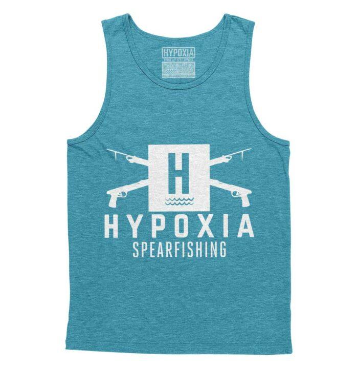 Hypoxia-Classic-Spearguns-Aqua-White-Tank