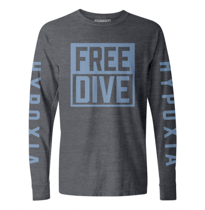 Hypoxia-Freedive-Box-Charcoal-Blue-Longsleeve
