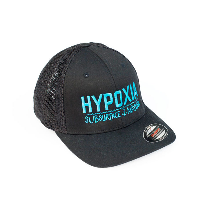 Hypoxia-Flexfit-Subsurface-Mayhem-Black-Turquoise-Right