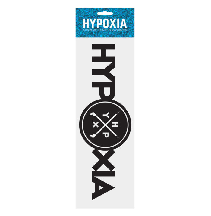 Hypoxia-Freediving-Spearfishing-Iconography-Decal-Black