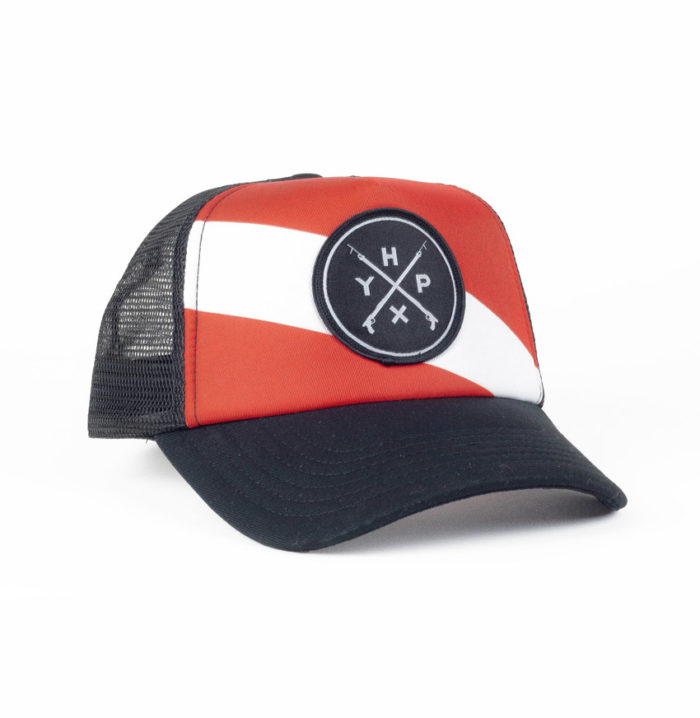 Hypoxia-Freediving-Spearfishing-Trucker-Hat-Dive-Flag-FRONT
