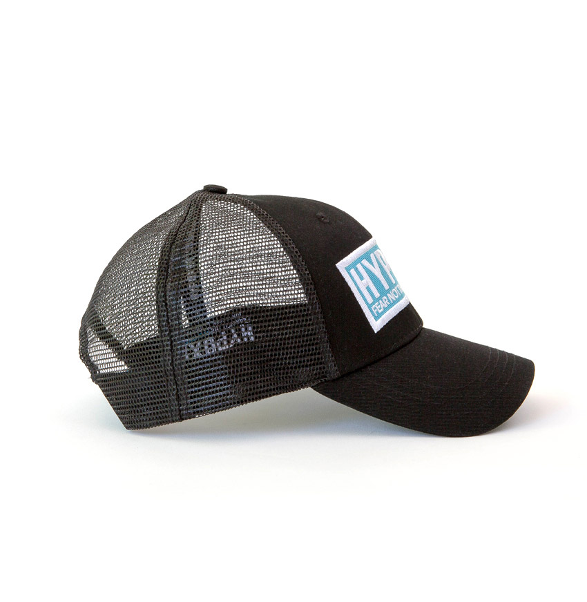 Fear Not the Mighty Depths Freediving Spearfishing Trucker Hat