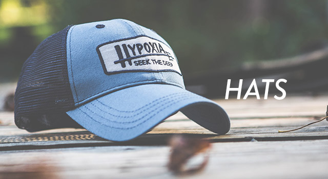 Hypoxia Freediving Spearfishing Hats Summer 2019