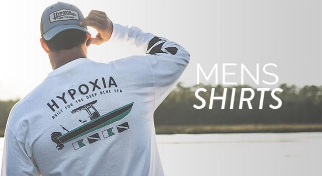 Hypoxia Freediving Spearfishing Tshirts Summer 2019