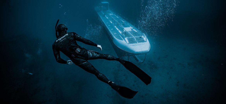 Hypoxia Spearfishing Freediving Summer 2019 Submarine Slide